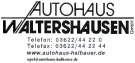 Autohaus Waltershausen